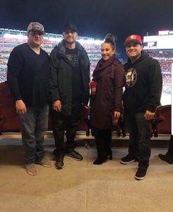 Michael attended 2019 CFP National Championship - Alabama Crimson Tide vs. Clemson Tigers on Jan 7th 2019 via VetTix