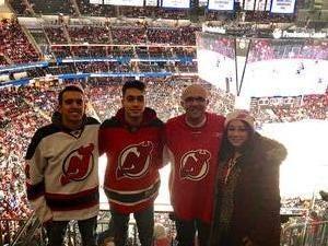 Ray attended New Jersey Devils vs. Toronto Maple Leafs - NHL on Jan 10th 2019 via VetTix