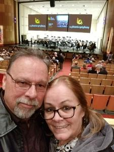 Paul and Nancy attended Grand Canyon Suite: An HD Experience on Jan 11th 2019 via VetTix