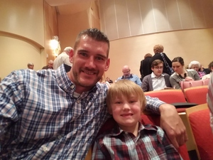 Chandler attended Grand Canyon Suite: An HD Experience on Jan 11th 2019 via VetTix