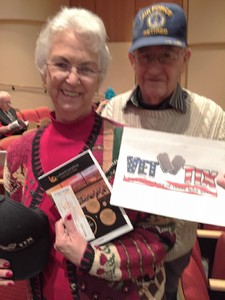 Muriel attended Grand Canyon Suite: An HD Experience on Jan 11th 2019 via VetTix