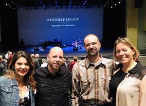 marella attended Nashville Legacy Music of Floyd Cramer and Chet Atkins on Jan 11th 2019 via VetTix