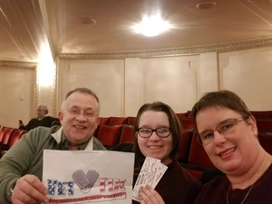 Robert attended Rachmaninoffs Second Piano Concerto - Presented by the Pittsburgh Symphony on Jan 12th 2019 via VetTix