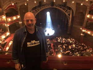 RICHARD attended Harry Potter and the Cursed Child Parts One and Two - Part ONE Thursday & Part TWO Friday on Jan 10th 2019 via VetTix