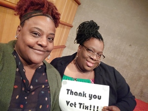 Tamelia attended Phoenix Amplified Soul Experience - Lynne Fiddmont on Jan 12th 2019 via VetTix