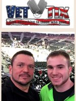 Matt Smith attended Detroit Pistons vs. Atlanta Hawks - NBA on Mar 26th 2016 via VetTix