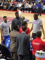 Kevin attended Detroit Pistons vs. Oklahoma City Thunder - NBA on Mar 29th 2016 via VetTix