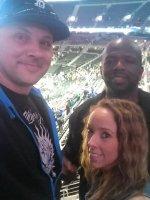 Kristian attended Detroit Pistons vs. Dallas Mavericks- NBA on Apr 1st 2016 via VetTix