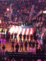 Terri attended New Orleans Pelicans vs. Brooklyn Nets - NBA - Military Appreciation Game on Jan 30th 2016 via VetTix