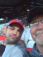 Frank attended Philadelphia Phillies vs. Washington Nationals - MLB on Apr 15th 2016 via VetTix