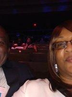 Byron attended Kirk Franklin on Apr 14th 2016 via VetTix