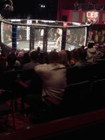 Michael attended Ces MMA 34 - Presents Championship Cagefighting - Mixed Martial Arts - Friday on Apr 1st 2016 via VetTix