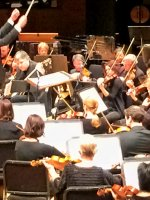 Sean attended Bela Fleck - Return of the Banjo - Presented by the Colorado Symphony - Friday on Apr 1st 2016 via VetTix