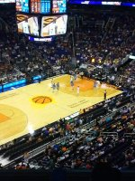 James attended Phoenix Suns vs. Memphis Grizzlies - NBA on Mar 21st 2016 via VetTix