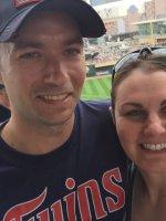 Amanda attended Minnesota Twins vs. Los Angeles Angels - MLB - Afternoon Game on Apr 17th 2016 via VetTix