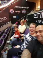 Joshua attended Circus Extreme Presented by Ringling Bros and Barnum and Bailey - Verizon Center on Mar 31st 2016 via VetTix