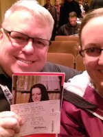 Laura attended Spanish Nights - Presented by the New York Philharmonic - Saturday on Apr 2nd 2016 via VetTix
