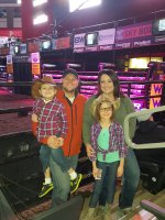 Jeremiah attended PBR: Built Ford Tough Series - Friday Only on Apr 1st 2016 via VetTix