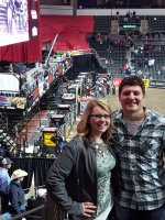Israel attended PBR: Built Ford Tough Series - Friday Only on Apr 1st 2016 via VetTix