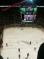 Edson attended Arizona Coyotes vs. Calgary Flames - NHL on Mar 28th 2016 via VetTix