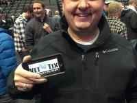 David attended Bruce Springsteen and the E Street Band Live in Concert - Pepsi Center on Mar 31st 2016 via VetTix