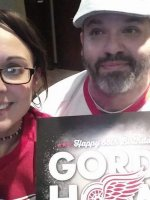 Michael attended Detroit Red Wings vs. Buffalo Sabres - NHL - Budd Lynch Suite on Mar 28th 2016 via VetTix