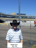 Frank attended Phoenix Grand Prix - Verizon Indycar Series - Phoenix International Raceway on Apr 2nd 2016 via VetTix