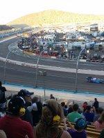Chris attended Phoenix Grand Prix - Verizon Indycar Series - Phoenix International Raceway on Apr 2nd 2016 via VetTix