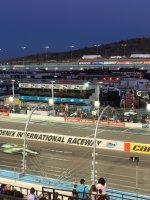 JAMES attended Phoenix Grand Prix - Verizon Indycar Series - Phoenix International Raceway on Apr 2nd 2016 via VetTix