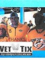 Drew attended Nashville Predators vs. Colorado Avalanche - NHL on Mar 28th 2016 via VetTix