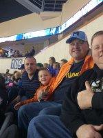 Kevan attended Missouri Mavericks vs. Allen Americans- ECHL - Friday on Apr 1st 2016 via VetTix