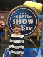 Robb attended Ringling Bros. and Barnum and Bailey Presents Legends on Mar 31st 2016 via VetTix