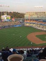 Faviola attended Los Angeles Dodgers vs. Arizona Diamondbacks - MLB on Apr 14th 2016 via VetTix