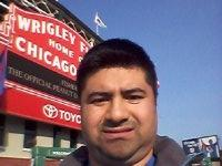 Guadalupe attended Chicago Cubs vs. Cincinnati Reds - MLB on Apr 14th 2016 via VetTix