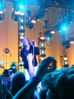 Click To Read More Feedback from Cage the Elephant With Portugal - Tour
