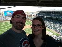 Click To Read More Feedback from Chicago Cubs vs. Washington Nationals - MLB
