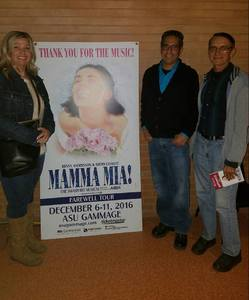 Click To Read More Feedback from Mamma Mia - Farewell Tour - Heroes Night