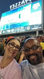 Click To Read More Feedback from Russell Athletic Bowl - West Virginia Mountaineers vs. Miami Hurricanes - NCAA Football