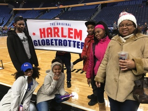 Click To Read More Feedback from Harlem Globetrotters!