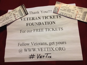 Carl and Judy Palmer attended Blake Shelton - Doing It to Country Songs Tour - Tacoma Dome on Feb 25th 2017 via VetTix