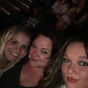 Jeffrey attended Tim McGraw and Faith Hill - Soul2Soul World Tour - Legacy Arena on Apr 21st 2017 via VetTix