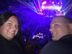 Anthony attended Tim McGraw and Faith Hill - Soul2Soul World Tour - Legacy Arena on Apr 21st 2017 via VetTix