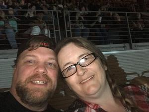 Frederick attended Tim McGraw and Faith Hill - Soul2Soul World Tour - KFC Yum! Center on Apr 28th 2017 via VetTix