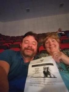 JO ANN attended Tim McGraw and Faith Hill - Soul2Soul World Tour - KFC Yum! Center on Apr 28th 2017 via VetTix