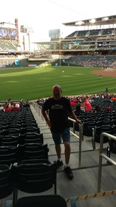 Roger attended Minnesota Twins vs. Boston Red Sox - MLB on May 6th 2017 via VetTix