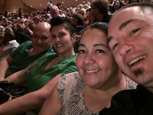 Dominick attended Cinderella - Arizona Opera - Sunday on Apr 9th 2017 via VetTix