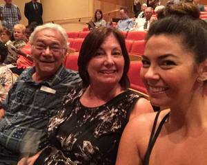 Elizabeth attended Cinderella - Arizona Opera - Sunday on Apr 9th 2017 via VetTix