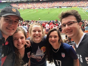 Kevin attended DC United vs. Chicago Fire - MLS - Armed Forces Day on May 20th 2017 via VetTix