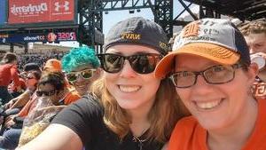 Sarah attended Detroit Tigers vs. Boston Red Sox - MLB on Apr 9th 2017 via VetTix