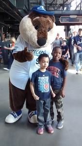 Bryan attended Detroit Tigers vs. Boston Red Sox - MLB on Apr 9th 2017 via VetTix